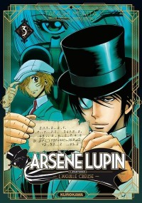 Arsène Lupin, Tome 3