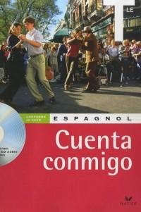 Espagnol Tle Cuenta conmigo (1CD audio)