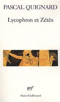 Lycophron et Zétès