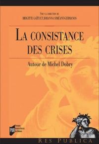 Consistance des crises autour de Michel Dobry