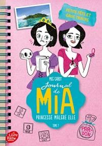 Journal de Mia, princesse malgré elle - Tome 7: Petite fête et gros tracas