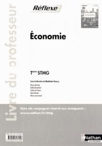 Économie Term Stmg  (Pochette Reflexe)  Professeur  2013