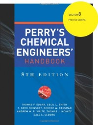 Perry's Chemical Engineers' Handbook 8/E Section 8:Process Control