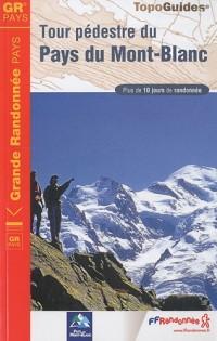 Tour pédestre du pays du Mont-Blanc