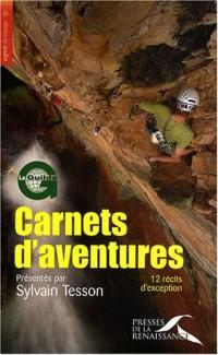Carnets d'aventures 2007 : Avec la Guilde européenne du raid