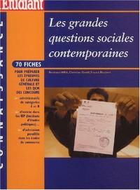 Les grandes questions sociales contemporaines 2003