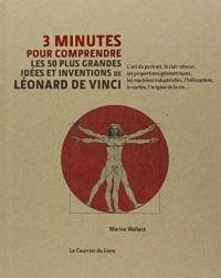 Les 50 plus grandes idées et inventions de Léonard de Vinci