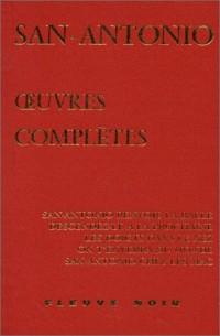 San Antonio : Oeuvres complètes, tome 7