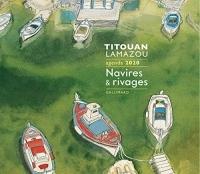 Agenda Titouan Lamazou : Navires et rivages