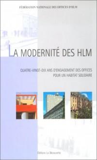 La modernité des HLM : Quatre-vingt-dix ans de construction et d'innovations