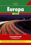 Europe Road Atlas: FBA048