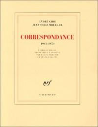 Correspondance, 1901-1950