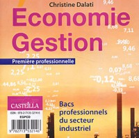 Eco Gestion Bac Pro Ind Premiere  Cdrom