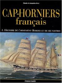 Cap-horniers français, tome 2 : Histoire de l'armement Bordes et de ses navires