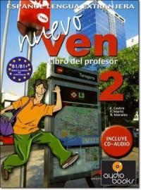 Nuevo ven 2 guide pedagogique + CD