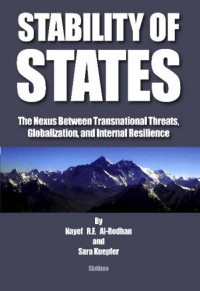 Stability of States : The Nexus between Transnational Threats, Globalization, and Internal Resilience