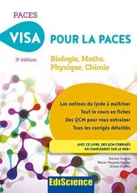 Visa pour la PACES - 3e éd. - Biologie, Maths, Physique, Chimie