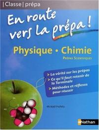 Physique-Chimie MPSI - PCSI - PTSI - En Route Vers la Prepa
