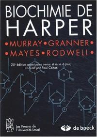 Biochimie de Harper