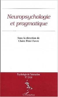 Neuropsychologie et pragmatique