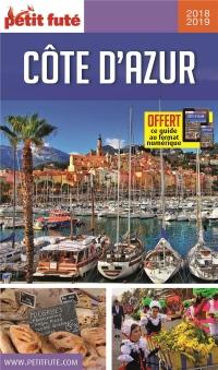 Guide Côte d'Azur - Monaco 2018-2019 Petit Futé