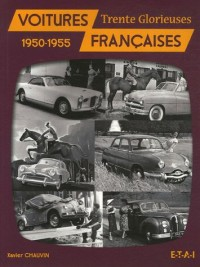 Voitures françaises : 1950-1955