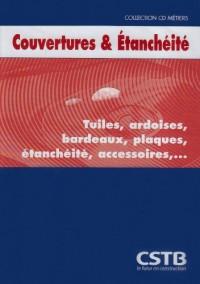 CD Couvertures et Etancheite. Tuiles, Ardoises, Bardeaux, Plaques, Etancheite, Accessoires,...