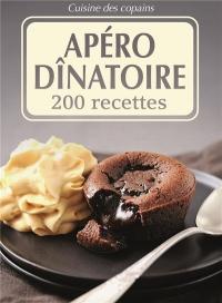 Apero Dinatoire - 200 Recettes