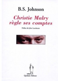 Christie Marly règle ses comptes