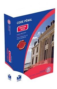 Code pénal Edition 2019