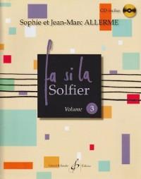 Fa Si la Solfier Volume 3