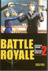 Battle Royale, tome 2