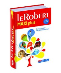Le Robert Maxi Plus 2017
