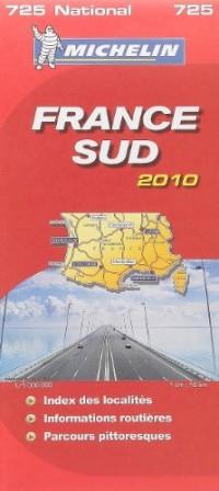 France Sud : 1/1000 000