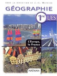 Géographie, 1ère, L/ ES
