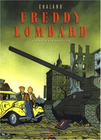 Freddy Lombard, Tome 2 : Vacances à Budapest ; F52
