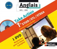 Coffret Take Action Term Sti2d/Stl/Std2a Lv1/Lv2 B1>B2 1dvd 2012