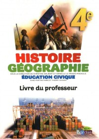 Histoire Geographie 4e - Ldp 2011