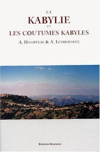 La Kabylie et les coutumes kabyles : Coffret 3 volumes