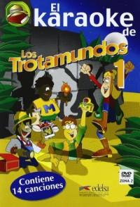 Los trotamundos 1 (DVD zona 2 karaoke)
