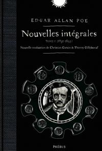 Nouvelles intégrales : Tome 1, 1831-1839