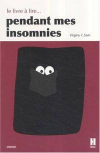 Le livre à lire... pendant mes insomnies