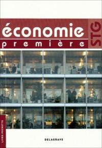 Economie 1e STG