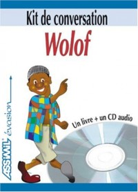 Kit de conversation Wolof (1CD audio)