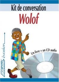 Kit de conversation Wolof (1CD audio)