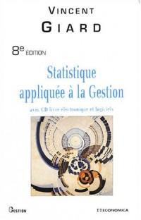 Statistique appliquée à la gestion (1 livre + 1CD-ROM)