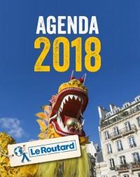 Agenda 2018 du Routard. Fêtes et festivals en France.