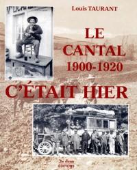 Cantal, c'était hie