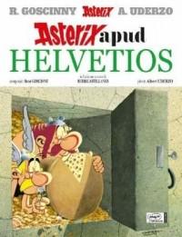 Asterix apud Helvetios
