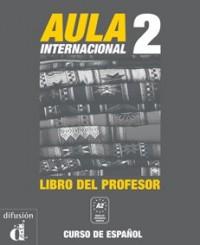 Aula Internacional 2 - libro des profesor